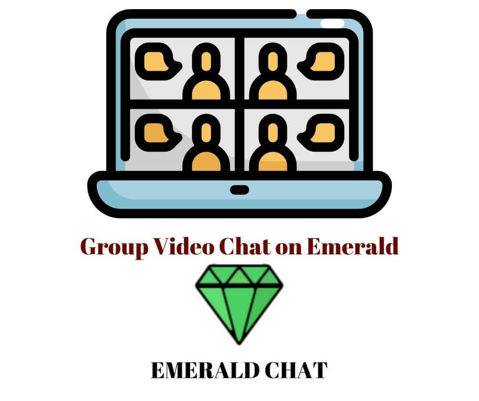 Group chat with Omegle Alternative Emerald Chat