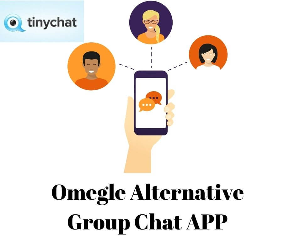 Omegle Alternative Group Chat APP