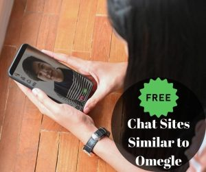 Free Chat Sites Similar to Omegle