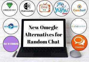 New Omegle Alternatives for Random Chat